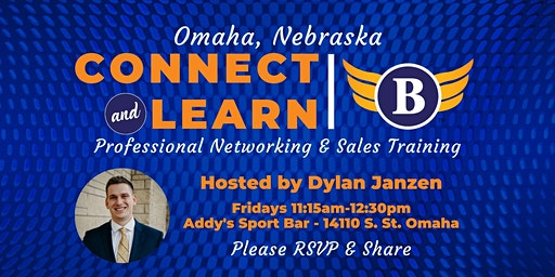 Omaha, NE | Professional Networking & Sales Training