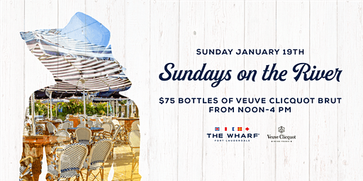 Sundays On The River at The Wharf Fort Lauderdale