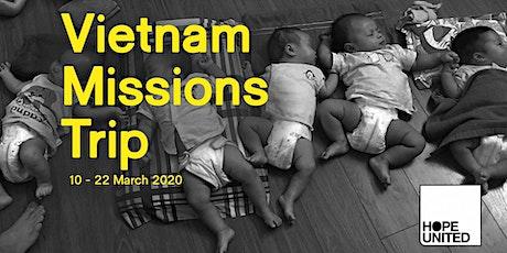 Vietnam Missions Trip Fundraiser tickets