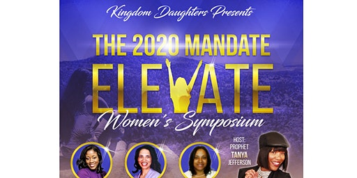The 2020 Mandate Women's Symposium