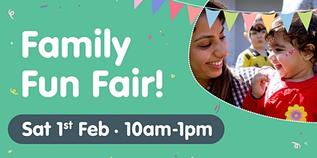 Family Fun Fair at TLC Sherwood tickets