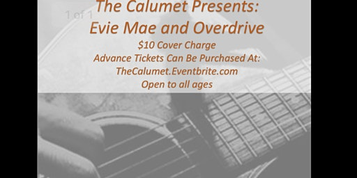 Evie Mae/ Overdrive