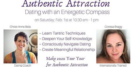 Authentic Attraction: Dating Workshop tickets