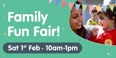 Family Fun Fair at Bambini Early Learning Caboolture tickets