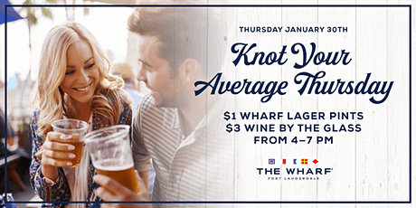 Knot Your Average Thursday tickets