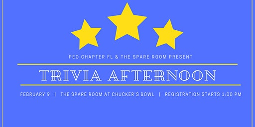 Trivia Afternoon
