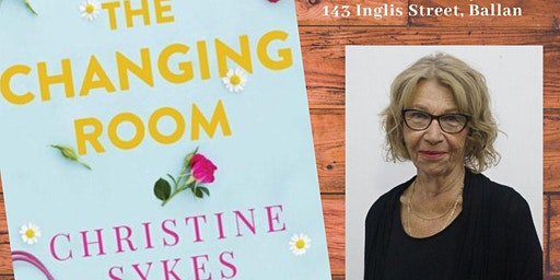 Author Talk:  The Changing Room by Christine Sykes