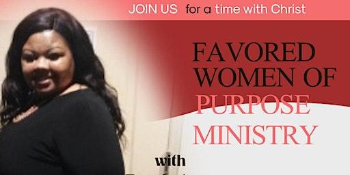 Favored Women of Purpose