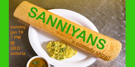 Sanniyans: A Comedy Show tickets