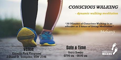 Dynamic Walking Meditation tickets