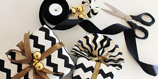 ART OF GIFT WRAPPING WORKSHOP