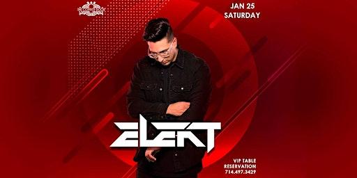 DJ Elekt Saturday 1/25
