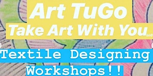 Wallet Textile Design Workshop!