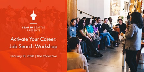 Activate Your Career: Job Search Workshop tickets