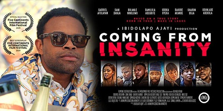 A Valentine's Special Screening Of Coming From Insanity tickets