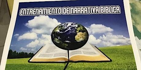 Biblia Narrative (Bible Storytelling) 3 a 6 de Feb 2020 en Rosarito B.C.  entradas