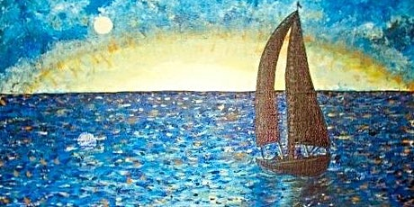 Paint Wine Denver Smooth Sailing Sun Feb 16th 5:30pm $30 tickets