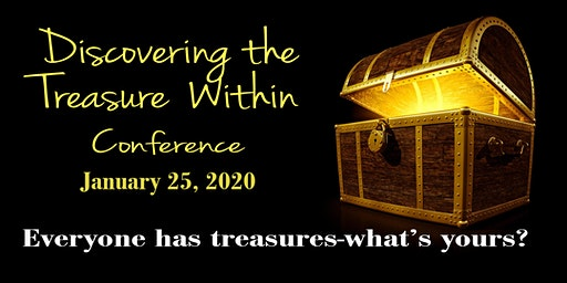 "Charisma Conference ""Discovering Treasure Within"""
