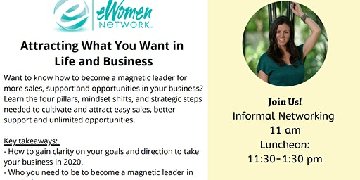Attracting What You Want in Life and Business