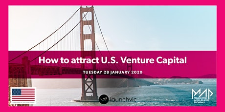 How to Attract U.S. Venture Capital tickets