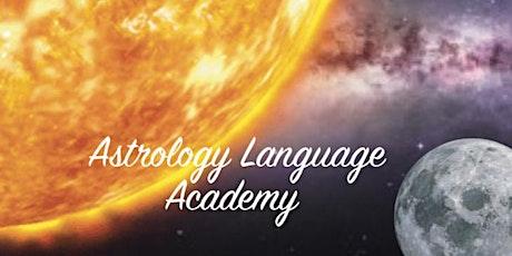 Astrology Language Academy tickets