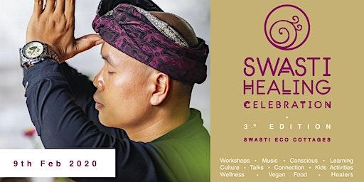 Swasti Healing Celebration