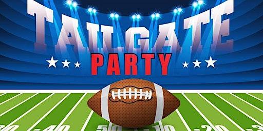 Superbowl Tailgate Pop-Up Event