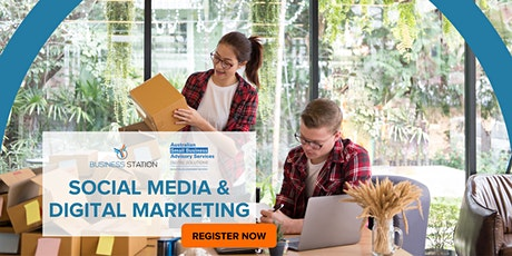 Learn Canva for your social media & print marketing (Midland) presented by Marianne Rom tickets