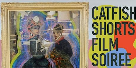 Third Annual Catfish Shorts! A Female Driven, International Film Festival. tickets