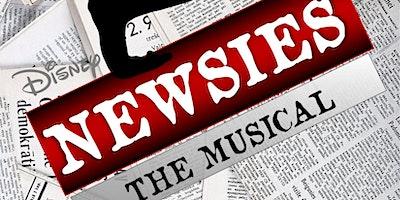 Newsies Drama Camp