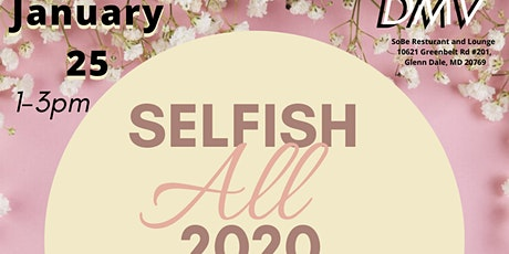Selfish all 2020: Selfcare Workshop tickets
