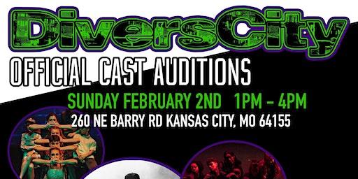 DiversCity! 2020 Audition