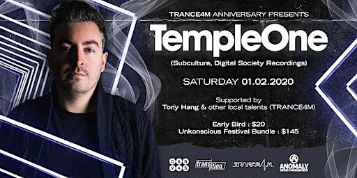 Trance4m Anniversary pres. Temple One