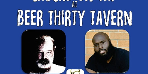 Laughs on Tap at Beer Thirty Tavern