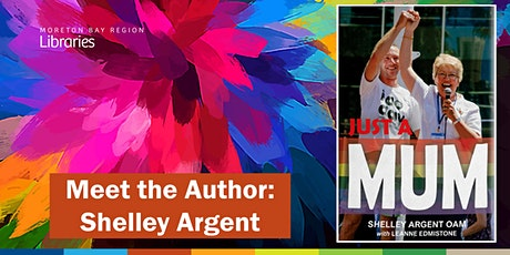 CANCELLED - Meet the Author: Shelley Argent - Redcliffe Library tickets
