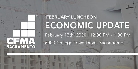 CFMA Luncheon - Economic Update tickets