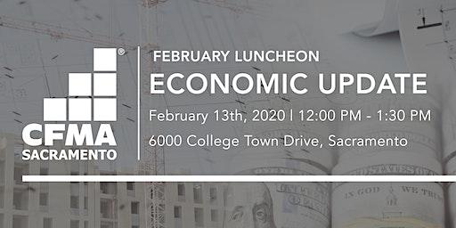 CFMA Luncheon - Economic Update