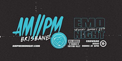 AM//PM Emo Night: Brisbane