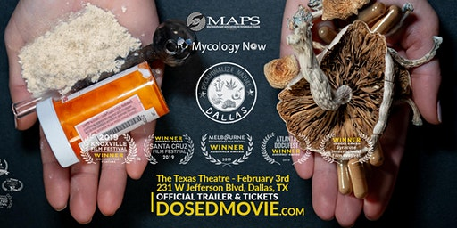 DOSED documentary + Q&A - One Show Only at The Texas Theatre