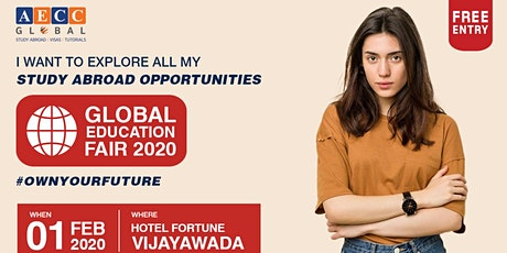 Global Education Fair - Vijayawada tickets