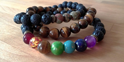 Aromatherapy Beaded Jewellery Adult Workshop