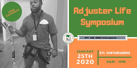 Adjuster Life Symposium - October 2019 tickets