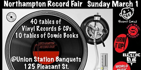 Northampton Record Fair tickets