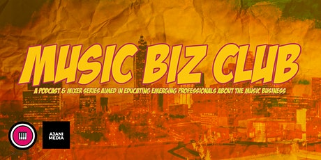 Music Biz Club: Join Us for our Exclusive Music Meet & Greet tickets