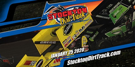 Stockton Dirt Track - January 25, 2020 tickets