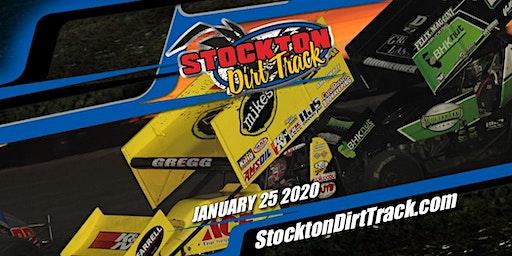 Stockton Dirt Track - January 25, 2020