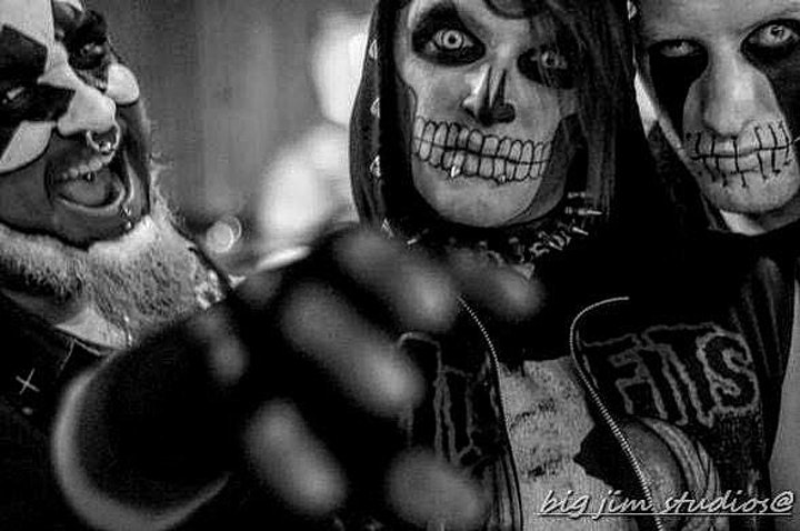 Halloween in January 4! The Devils Son's.5cFreakshow, Hammerdrone,Dethgod image