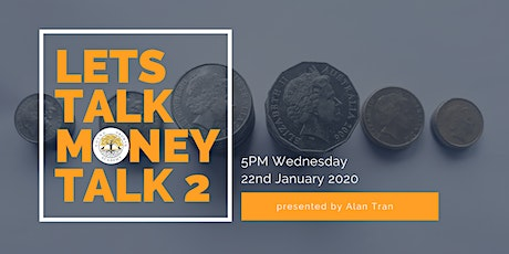 Young Growth Hacks | Lets Talk Money Talk Part 2 tickets