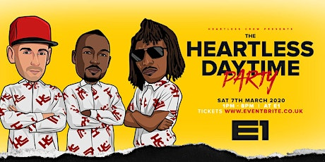 The Heartless  Daytime Party tickets