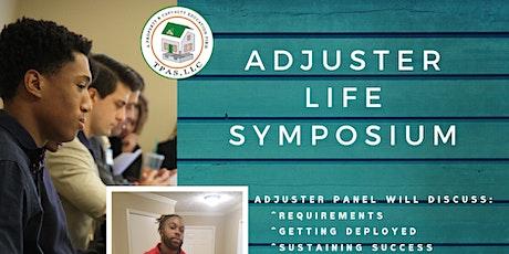 Adjuster Life Symposium - April 2020 tickets